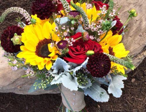 Do-It-Yourself Wedding Flower Tips